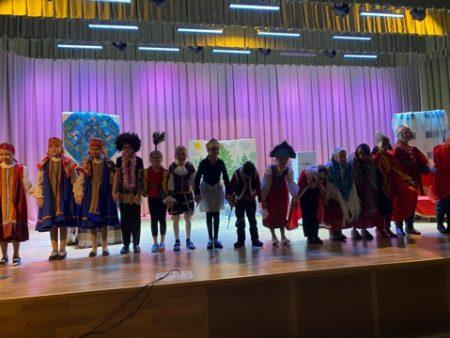 Школьный театр юного зрителя… и актера!)