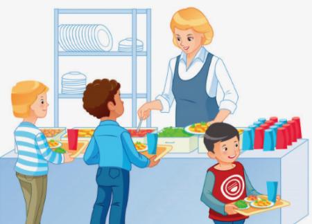 Вы довольны качеством питания в начальной школе?